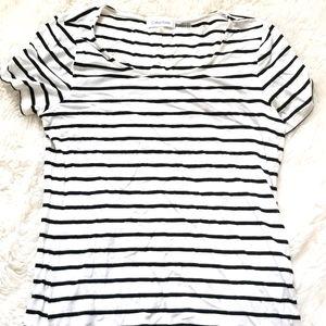 🍍3 for 25🍍 Calvin klein striped t